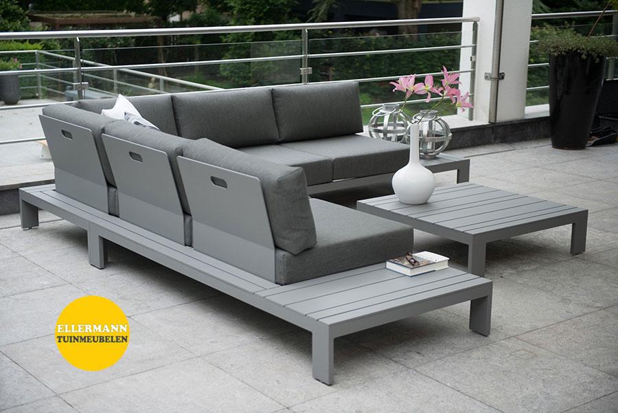 ocean loungeset van 4 seasons outdoor ellermann tuinmeubelen. Black Bedroom Furniture Sets. Home Design Ideas