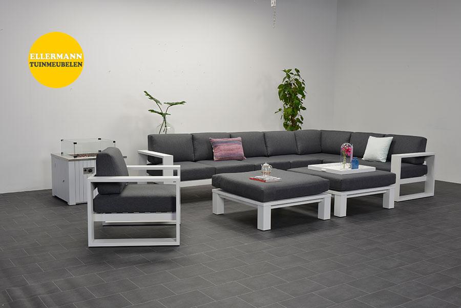 Cube Loungeset Garden Impressions Ellermann Tuinmeubelen