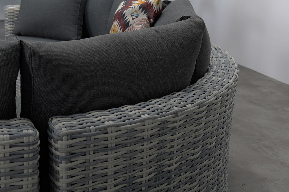 Colosso lounge wicker set