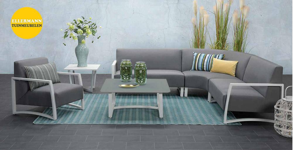 Coridon Loungeset Garden Impressions