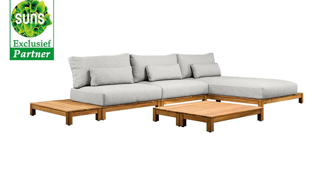 Portofino lounge sofa