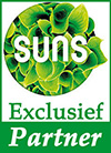 SUNS Exclusief Partner logo