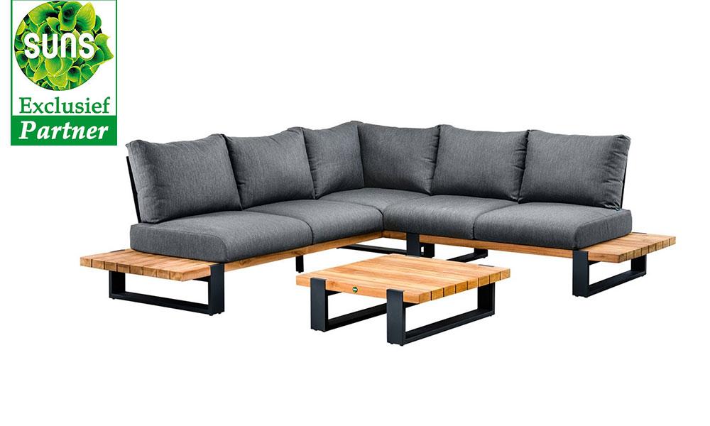 Suns Nardo lounge en sofa
