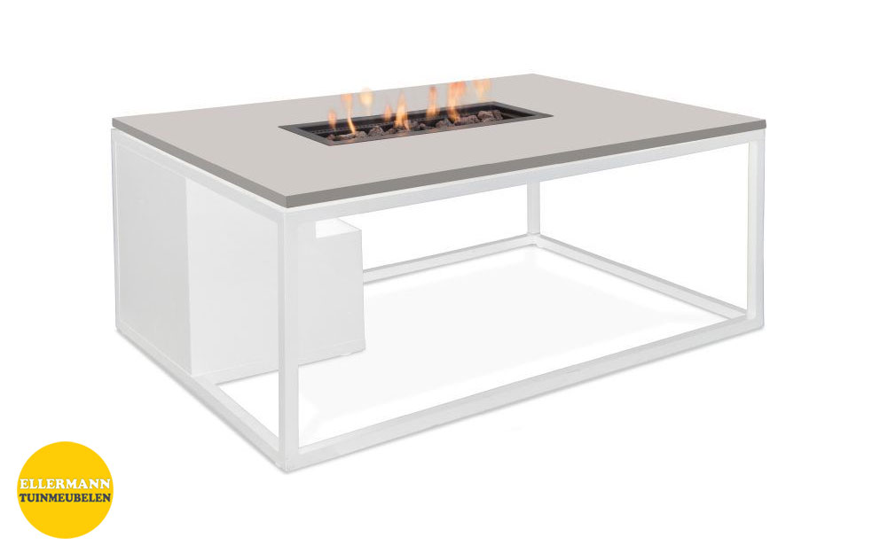 Cosi Fires Cosiloft 120 wit grijs top
