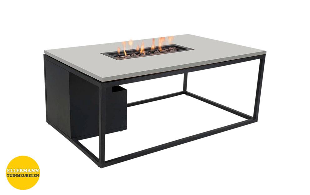 Cosi Fires Cosiloft120 zwart grijs top