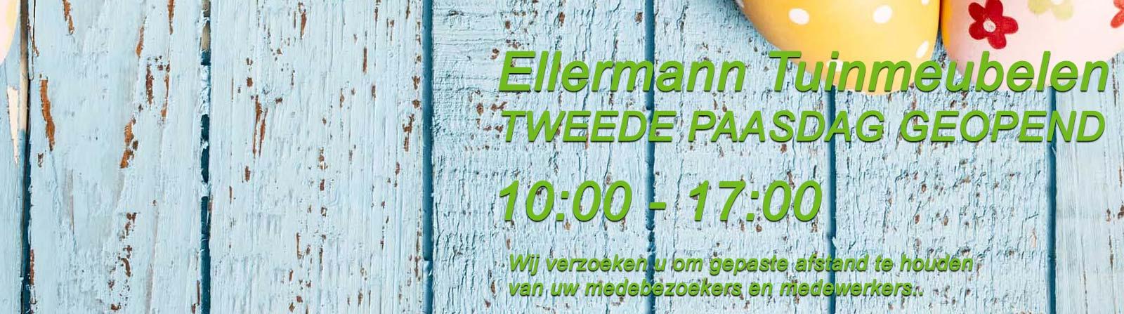 banner Pasen Ellermann Tuinmeubelen